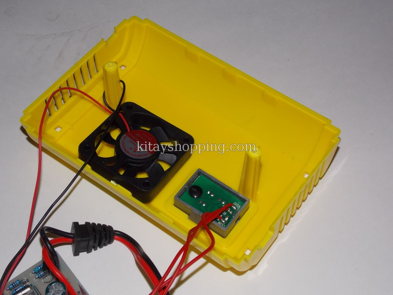 Зарядное устройство для автомобильного аккумулятора своими руками 12