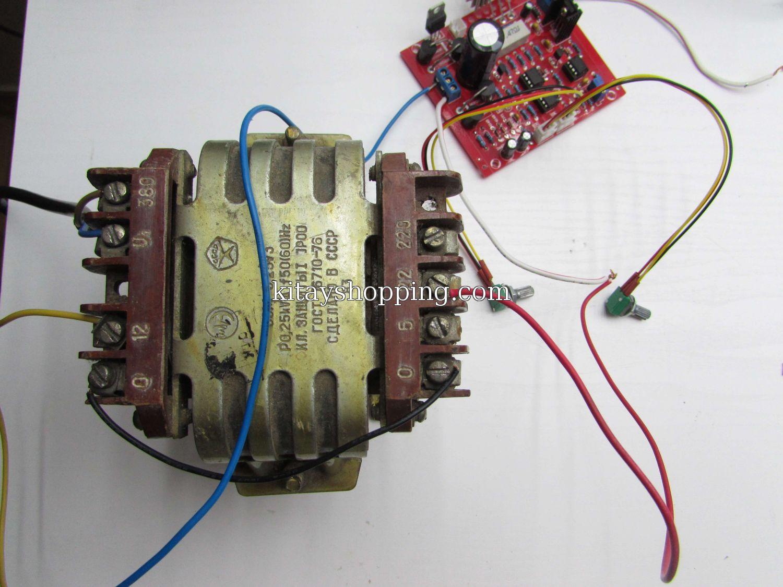 Chem-Tech: Электрические трансформаторы: изменение